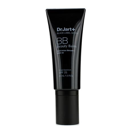 Dr Jart Black Label Detox Bb by Dr Jart Black Label Detox Bb Balm Spf25 Fresh