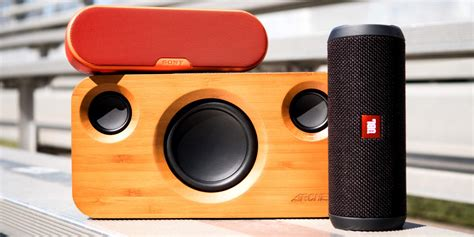94 of smart speakers used today are from amazon or google the best portable bluetooth speakers under 100 of 2018