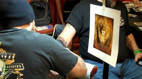 Tattoo Expo Detroit Mi | motor city tattoo expo 2012 detroit mi youtube