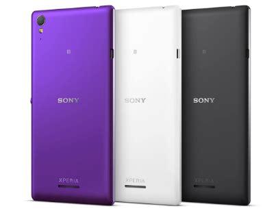Hp Android Sony T3 sony rilis hp android lapis baja lewat sony xperia t3 ini spek dan harganya jeripurba