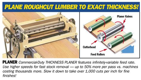 best home planer wood thickness planer for sale woodmaster tools