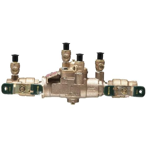 Garden Hose Backflow Preventer Lowes by 3 Backflow Preventor Dimensions Crafts