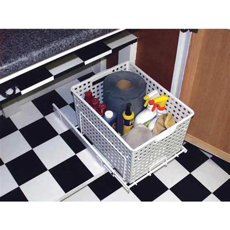 Rev A Shelf Laundry by Rev A Shelf Pull Out Laundry Her And Utility Basket For