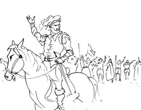 dibujos sencillos de la batalla de carabobo batalla de carabobo dibujo para colorear entre hoy y ma