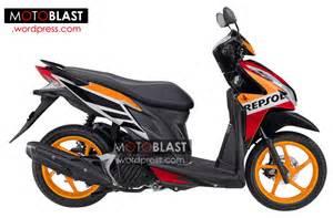 Suku Cadang Honda Revo harga dek vario auto design tech