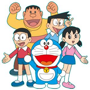 Pajangan Doraemon Dan Teman Teman 5 kartun yang tahan dari generasi ke generasi kabar info suka suka