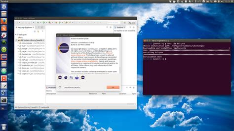 eclipse for android ubuntu developer tools center 0 1 released with eclipse and android adt support web upd8