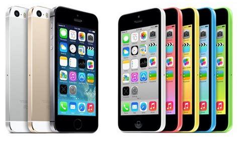 Iphone On Sale Apple Again Announces Iphone 5s 5c Go On Sale On Friday
