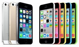 Image result for Which is bigger iPhone 5S or 5C?