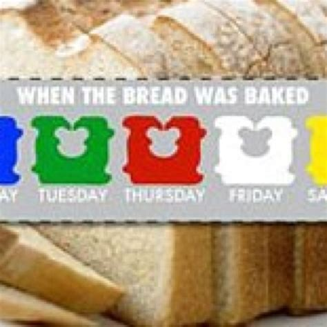bread tab colors pin by on cleaning ideas