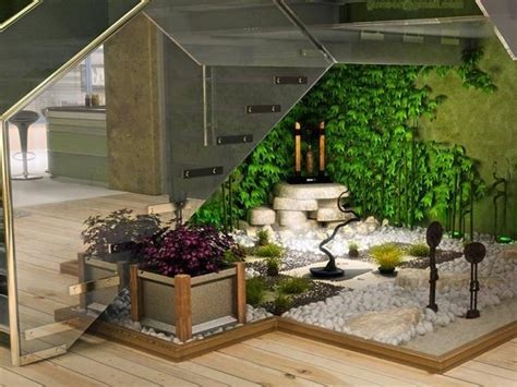 Small Indoor Garden Ideas Indoor Garden Design For Affordable Home Decor 4 Home Ideas