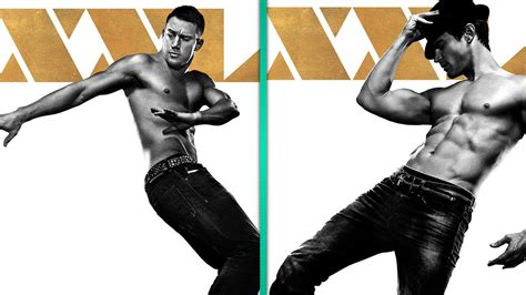 magic mike xxl double toasted magic mike xxl hunks weigh in on matt bomer s hot poster