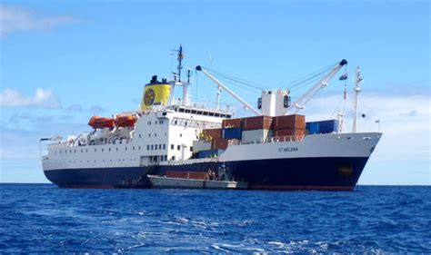ship email rms st helena set to be demolished after 26 years of