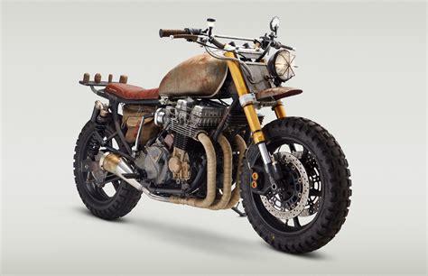 the moto the walking dead darryl s bike classified moto