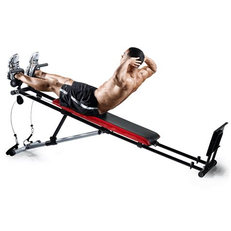 bench body weight exercise home gym body weight strength indoor training fitness equipment workout ebay