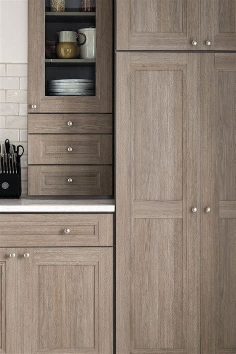 Rehau Kitchen Cabinets by Give Your Kitchen A Rustic Look With Rauvisio