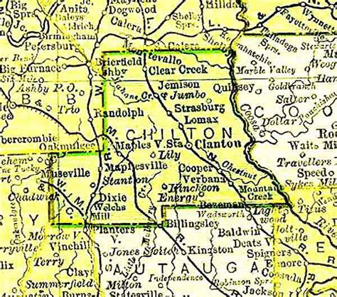 Chilton County Records Chilton County Alabama