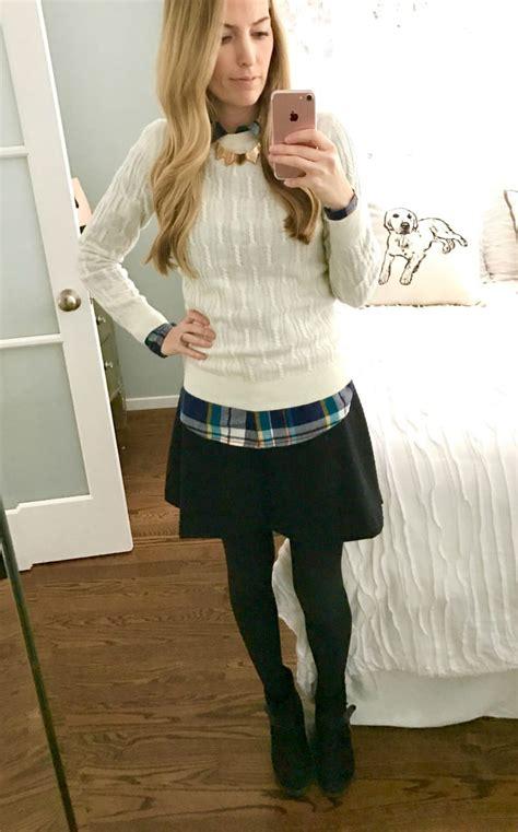 easy teacher outfits  tackle parent teacher conferences