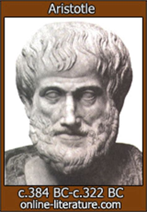 biography about aristotle aristotle biography and works search texts read online