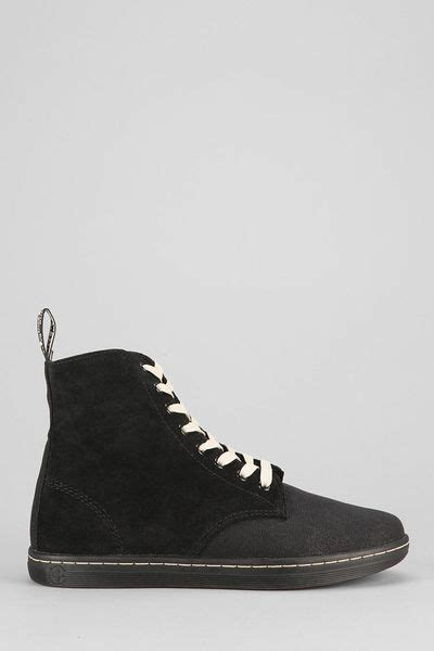 mens dr martens alfie boot outfitters dr martens alfie 8eye wax boot in black