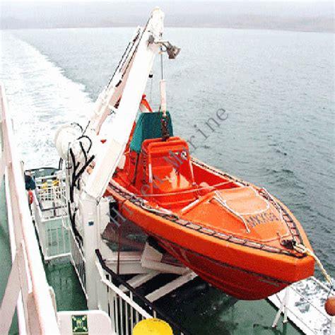 parts of a rescue boat fast rescue boat davit fast rescue boat davit manufacturer