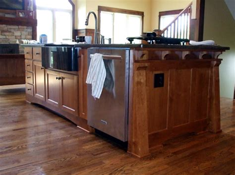 Mission Style Kitchen Island by Kitchen Mission Style Kc Wood