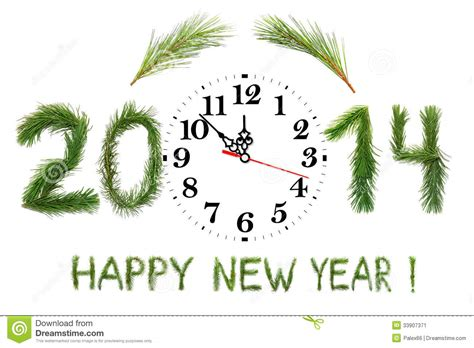 new year congratulation word happy new year stock image image 33907371