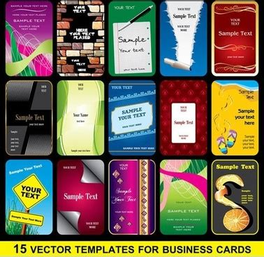 business cards cdr templates free business card free vector 22 184 free vector