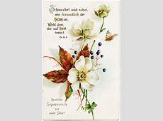 Floral German Postcard ~ Free Vintage Image - Old Design ... Free Clip Art Of Fall Flowers