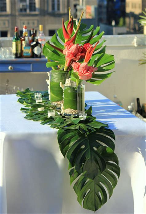 Hawaiian Table Decorations Ideas by Top 7 Luau Ideas