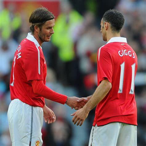 Lepaparazzi News Update Beckham As A by David Beckham Wants Giggs To Be The Next Manchester