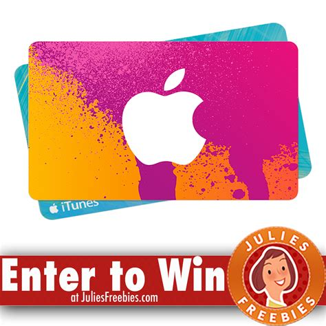 250 Itunes Gift Card - win a 250 00 itunes gift card freebies list freebies by mail free sles by mail