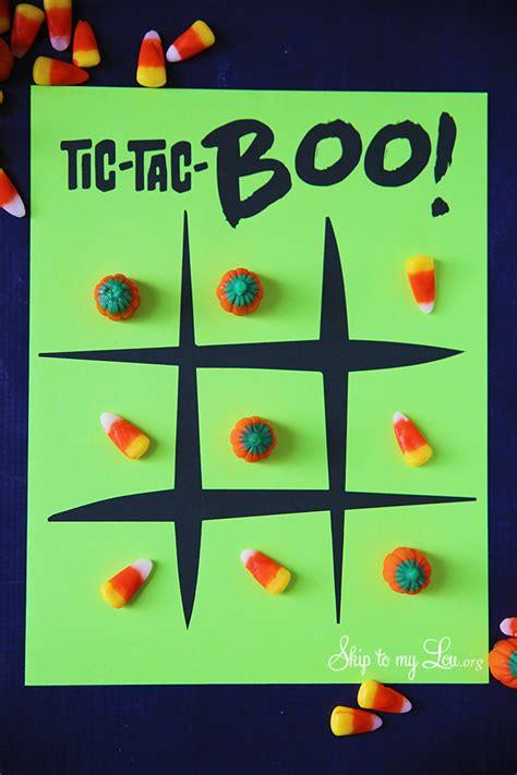 printable halloween tic tac toe skip to my lou