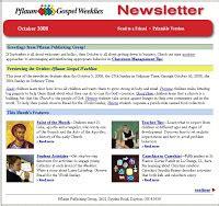 catholic faith education newsletter october catholic faith education pflaum gospel weeklies newsletter