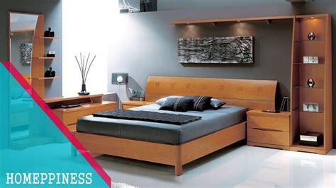 bedroom ideas  modern minimalist bedroom design  cool storage furniture youtube