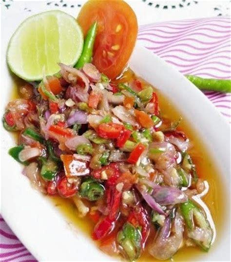 Cara Membuat Sambal Matah Goreng | resep sambal matah kreasi resep masakan indonesia