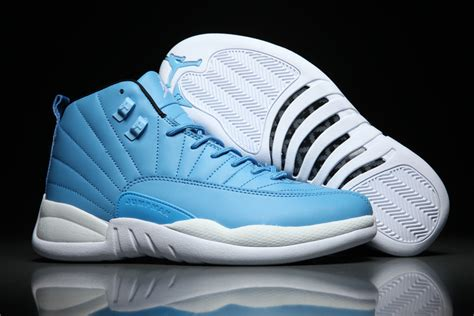 light blue air jordans retro 12 light blue