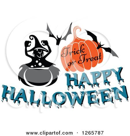 Trick Or Treat Graphic 13 royalty free rf clipart of bats illustrations