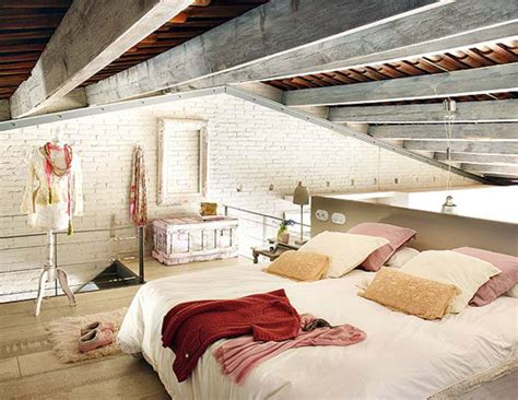 Kasur Lantai Bed remodeled barcelona loft sets industrialism trend