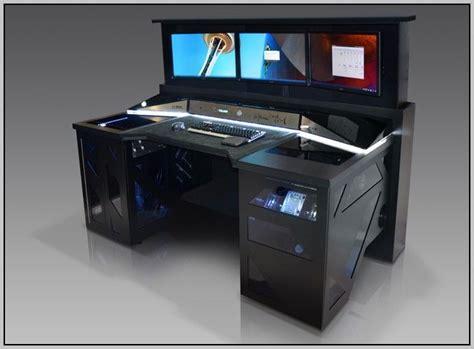 Gaming Computer Desk by Diy Computer Desk Ideas That Make More Spirit Work Diy