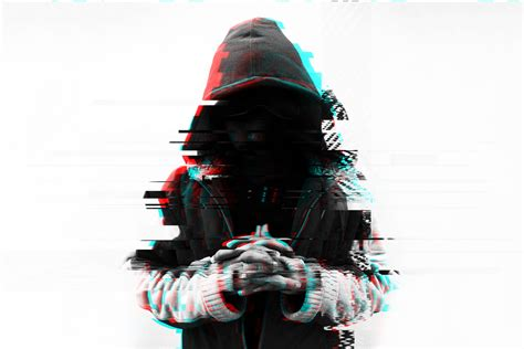 glitch effect by haikhow graphicriver