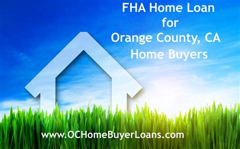 fha loan is not only for timers oc home buyer loans