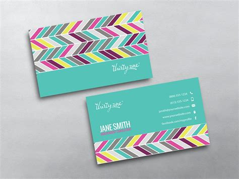 free thirty one business card template thirty one business cards free shipping