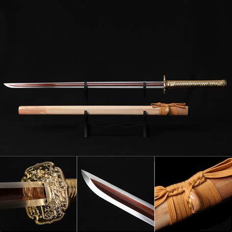 best samurai sword sword tang sharp handmade japanese samurai