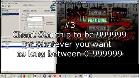 yugioh forbidden memories cheat engine  card starchip youtube