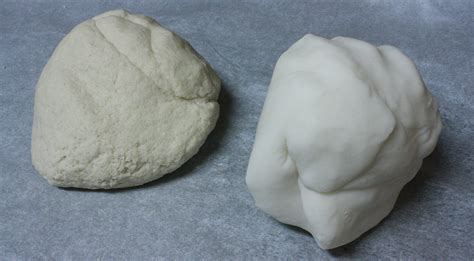 How To Make Paper Mache With Cornstarch - salt dough vs cornstarch clay cornstarch clay clay