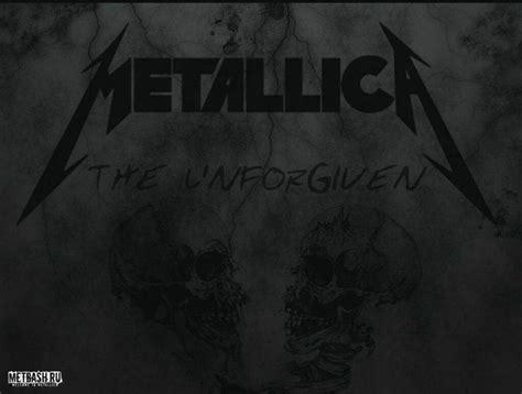 Kaos Metalic The Unforgiven Black metallica s unforgiven 2 metal amino
