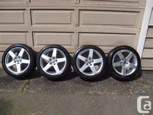 Volvo Wheels For Sale 17 Inch Volvo Serapis Wheels With Michelin Tires