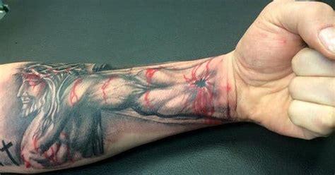 jesus tattoo in the bible bible tattoos part ii tattoodo