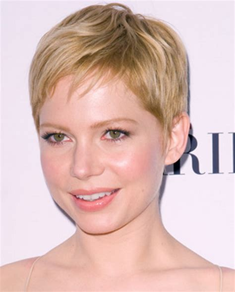 hairstyles for fine hair on round face short hairstyles for thin hair and round face